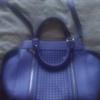 Lilac new look bag