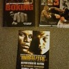 Boxing history books Plus programme from vagas Hatton vs Mayweather