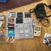 Gameboy original bundle games carry case etc