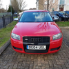 Audi A3 special edition 3 door with tints long mot lovely sporty looking car