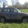 Ford maverick 2.7 turbo diesel 4x4 long mot