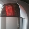 Vectra C Rear LED Lights.