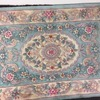 Chinese Super WashHand Carved Rug