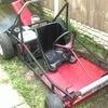 Honda 160cc 5bhp Grass kart