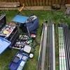 Full match fishing setup