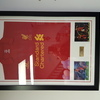 signed limited edition Liverpool shirt