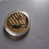 The Great War  large Commemorative Coin in case