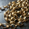 Men's 24'' 9ct belchur chain 50.8G
