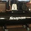 Snapon 150 liter compressor like new  just been reconditioned must see