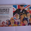brooke bond picture cards famous people full-book