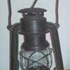 2xAntique Feuer Hand Lanterns (275)