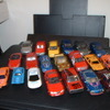 200 assorted diecast vehicles used