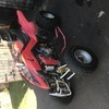 Quadzilla dinli 450cc big quad swap for a motocross bike can add cash