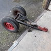 home made trike dolly used weekly no isues£ 100 just bought a new one