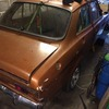 Mk1 escort 4 door project