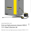 Karcher HDS Hot and Cold pressure washer