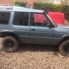 Landrover discovery off road 300tdi