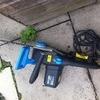 Mcallister chainsaw