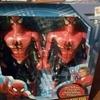 Marvel Spiderman figure walkie talkies BRAND NEW