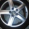 Genuine Audi alloy wheels