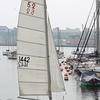 Nacra racing catamaran