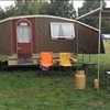 Dandy Trailer tent 6 berth with under floor gas heating