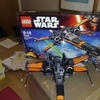 STAR WAR'S LEGO,POES X FIGHTER SHIP