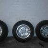 suzuki vitara/jimmy /kia 4x4 alloys with ex tyres