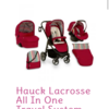 Hauck Lacrosse 3 in 1 travel system