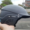 Shred ready full cut carbon look helmet