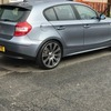 BMW 1 series - 116i petrol - 19s + 2 tone interior - Stainless exhaust - FSH - Low miles - P/Plate