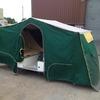Swap trailer tent for caravan