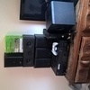kenwood amp and 6 speakers