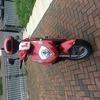 Honda Dylan 125 moped