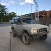 Discovery off roader, off road, truck, modified