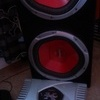 sony xplod 12inch car speqkers and amp