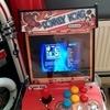 Retro picade arcade machine
