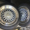 5x100/5x112 dare DR RS wheels and new tyres