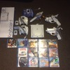 Dreamcast console accessories and games