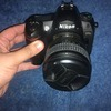 Nikon D70s DSLR with Lense and Case