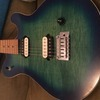 Gould Electric Guitar Blue Sunburst