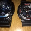 2 Mens G Shock watches