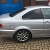Breaking 2000 bmw 325ci coupe