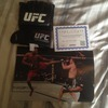 Signed UFC glove by John bones jone