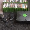 Original Xbox with all leads