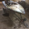 Boat and trailer project