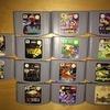 Nintendo 64 items large bundle