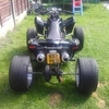 2011 road legal quad 250cc