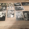 Old Bruce Lee Picture Post Cards
