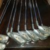 Set of PING irons ( golf clubs )